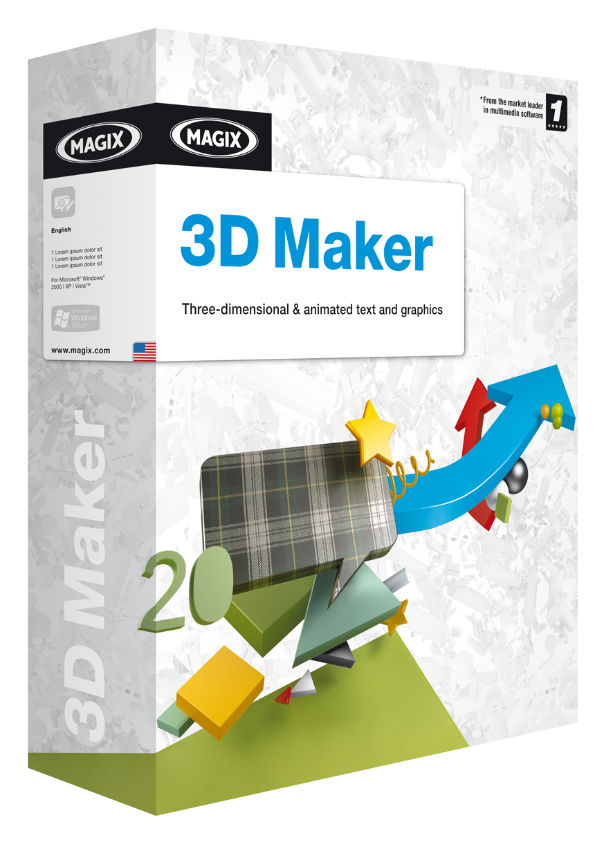 MAGIX 3D Maker