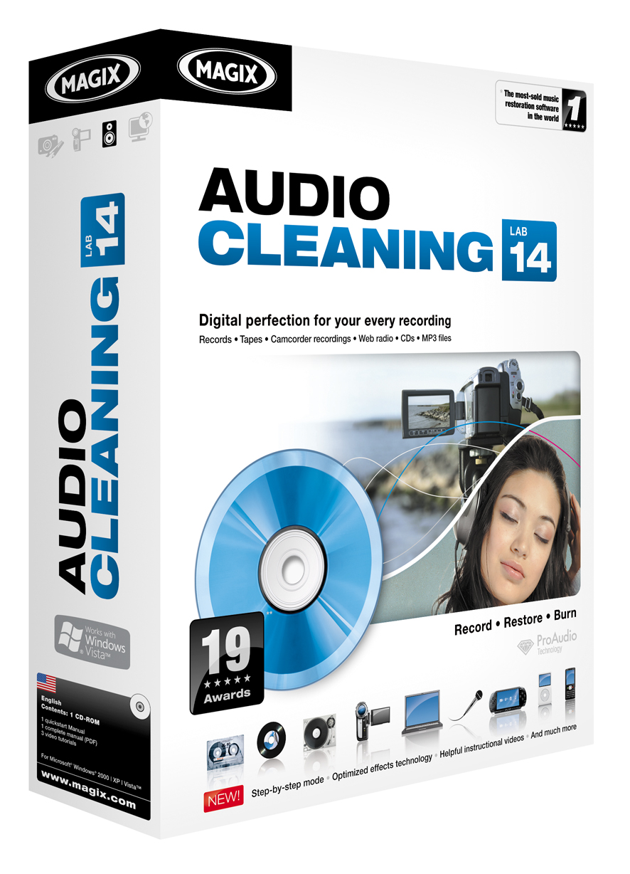 MAGIX Audio Cleaning Lab 14 Download version
