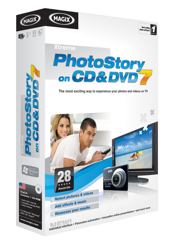 MAGIX Xtreme PhotoStory