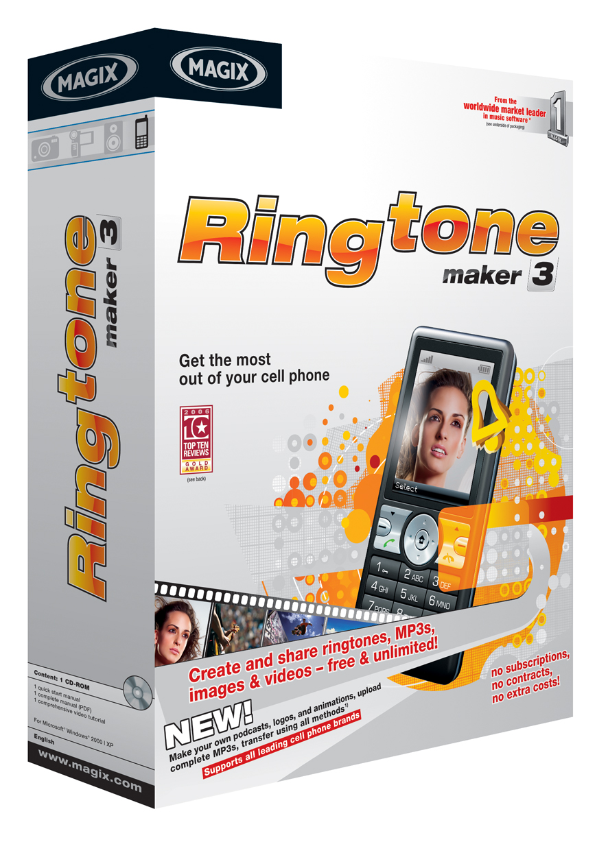 MAGIX Ringtone Maker 3 Download Version
